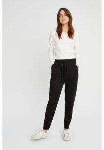 Pantalon SASHA noir 75€