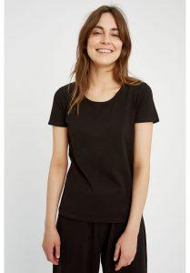 Tee-shirt GAIA noir 35€